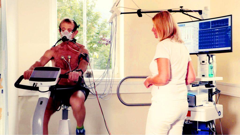 Leistungsdiagnostik bei Lungenarzt Dr. Hans-Peter Dorninger in Kirchdorf an der Krems